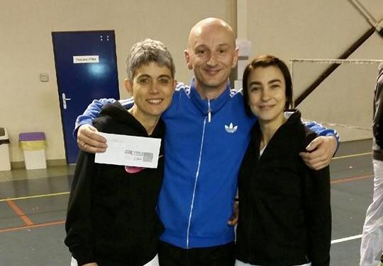 Championnat départemental Jeunes et Vétérans 2015
