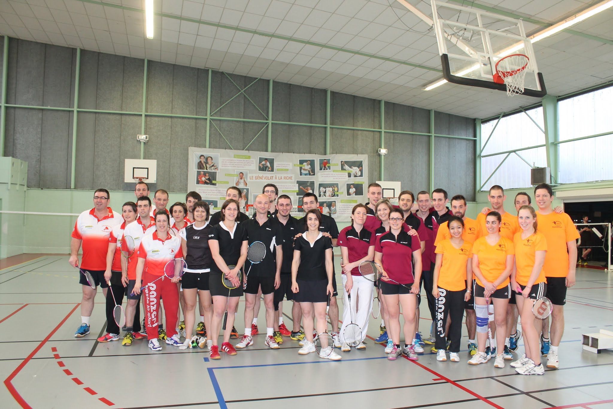 2014/2015 Demi-finales Interclubs D1